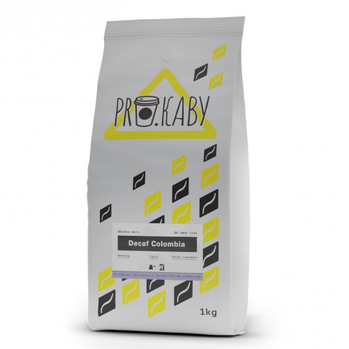 Decaf Colombia 1 кг