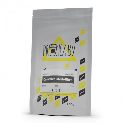 Colombia Medelin+ 250 г